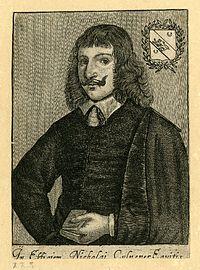 A portrait of Nicholas Culpeper