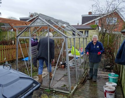 Removing the greenhouse